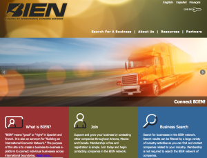 New Arizona networking site fosters foreign trade