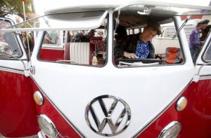 Ride down memory lane at VW bus show