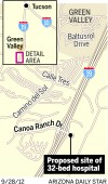 Hospital coming to Green Valley