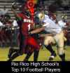 Rio Rico High School's top 10 football players