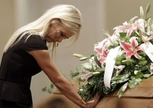 Photos: Final farewell to Mindy McCready