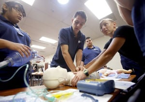 County program helps high school students become EMTs