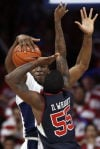 UA picks apart No. 8 Utes in blowout win