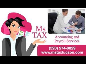 Ms. Tax LLC