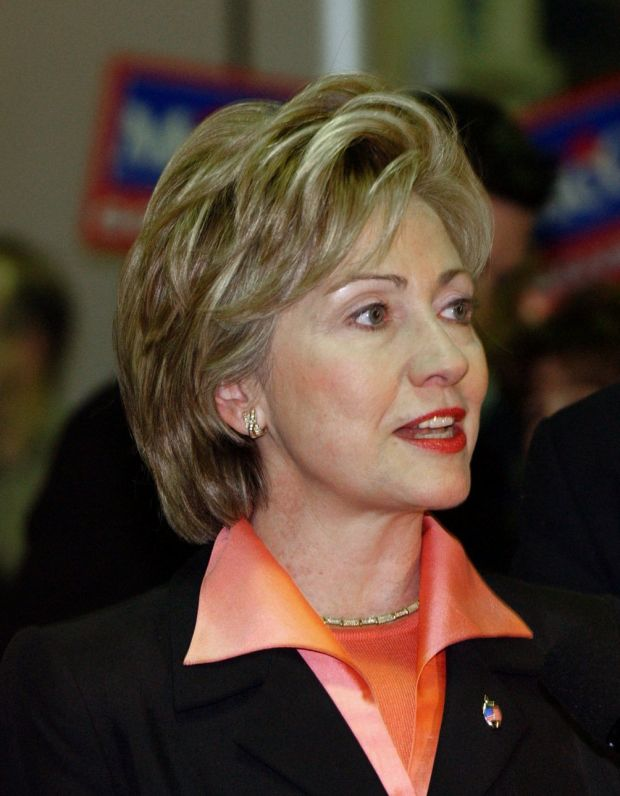 haircut hillary hillary clinton s hairstyles through the