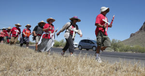 The 10th annual Migrant Trail