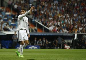 Real Madrid y Ronaldo encabezan encuesta de AP