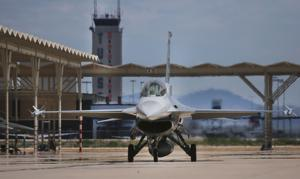 F-16 from Luke AFB crashes in NM