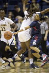 Pac-12 woes continue for UA women