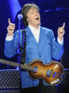Paul McCartney: Con la misma guitarra