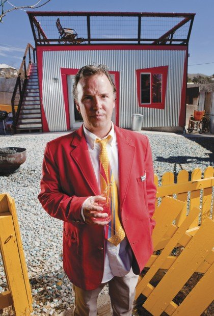 Bisbee comic Stanhope brings his funny to Club Congress ...