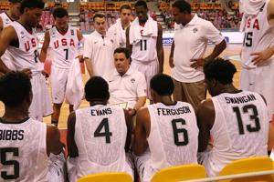 Arizona's Trier scores 12 as USA stays unbeaten