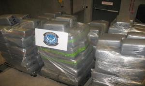Border officers in Nogales seize $2.3M in pot