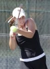Tennis state tournament Lancers win singles, doubles in Division I
