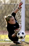 High School Girls soccer state tournament: Save means Falcons reach semis