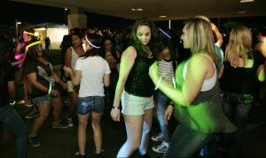 It's time to dance, dance, dance