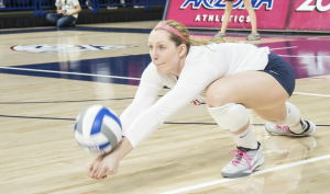 UA volleyball: Strong senior class will be missed