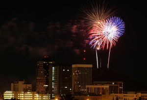 7 places around Tucson to watch fireworks
