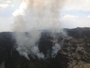 Wildfire in Rincon Mountains to be managed