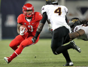 Arizona football: Jenkins runs full circle