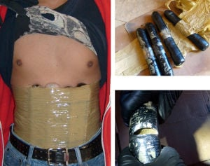Border Patrol seizes $1 million in drugs
