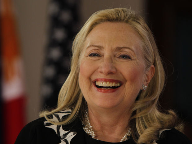 Photos Hillary Clinton S Hairstyles Through The Years