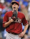Diamondbacks 8, Cubs 4: Corbin the first to 9 wins this year