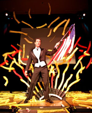 Tucson-born magician getting a lot of TV time