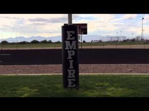 Gridiron Guide: Video tour of Empire's football stadium