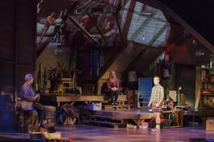 'Snaphots' a new genre of musical