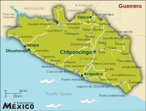 Reportan desaparición de 57 estudiantes en México