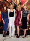 Julianne Moore, Jennifer Lawrence, Elizabeth Banks, Natalie Dormer,