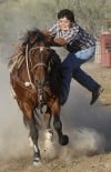 Rodeo: 3 locals have eye on big prize