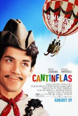 """""""Cantinflas"""" la más vista en su estreno en México"""