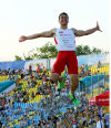 Sonorense Luis Rivera salta a la cima