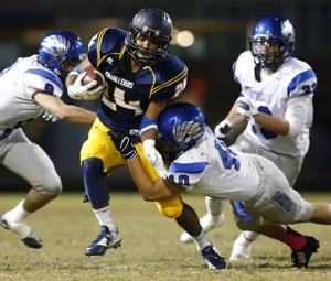 HS football: Flowing Wells falls to No. 18 after first loss