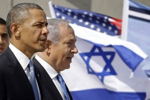 Obama, Netanyahu warm up to each other