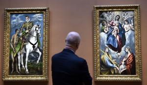El Greco es reconocido con muestra en Washington