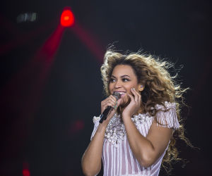 Photos: Beyonce on tour