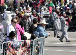 Transcript: Tucson Rodeo Parade