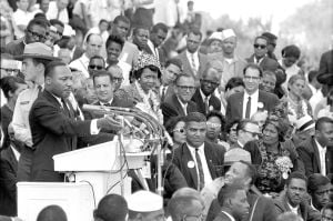 Dr. Martin Luther King Jr.: A look back