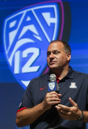 Rich Rodriguez: Arizona coaches have been contacted by Penn State players