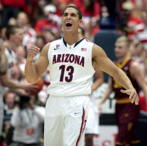 Photos: 7 Cats hit double figures in pasting of ASU