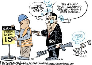 Fitz fix: LaPierre logic