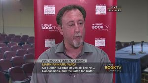 View some Tucson Festival of Books nonfiction panels at C-SPAN online archive