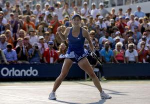 Bellis, de 15 años, causa sensación en el US Open