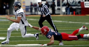UA football: Rodriguez, Fajardo meet again