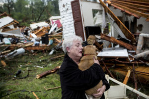 Photos: Tornadoes rip South, Midwest