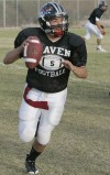 Ravens dynamo enjoys pressure, responsibility