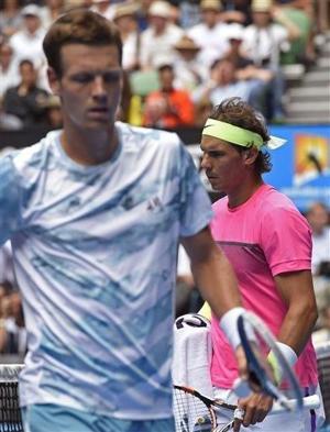 Australia: Nadal eliminado, Sharapova pasa a semifinales